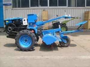 12HP Walking Tractor