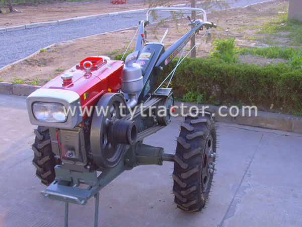 Two-wheel tractor