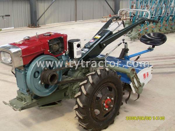 Hand Tractor