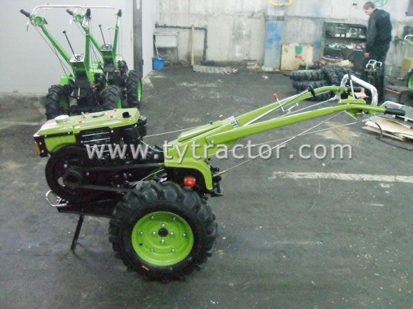 8HP Walking Tractor
