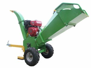 Petrol Garden Chipper Shredder