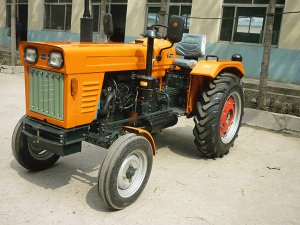 TS Tractor 2WD