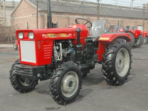 TS Tractor 4WD