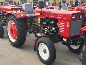 TS350 Tractor