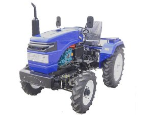 Blue Belt Tractor-4WD