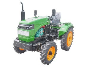 Green Belt Tractor-4WD
